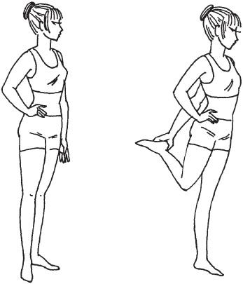 Антицеллюлитная гимнастика. Ровная гладкая кожа за 1 месяц