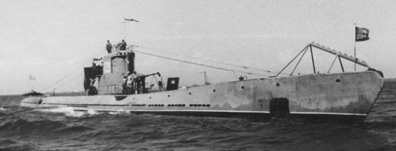мирослав морозов подводные лодки вмф ссср