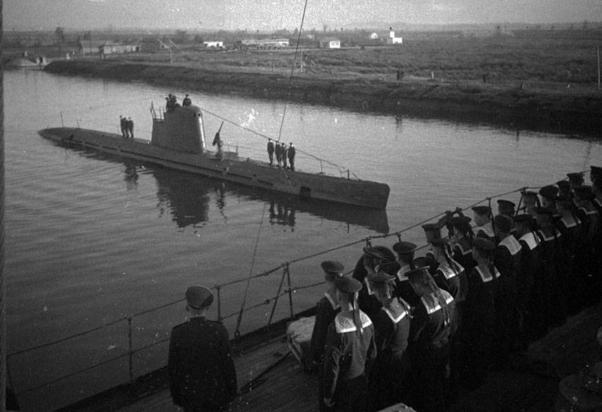 автономное плавание атомной подводной лодки