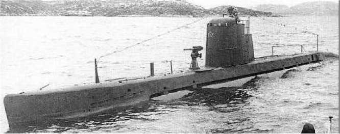 подводные лодки на балтике в вов