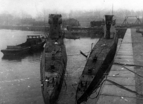создание подводных лодок в ссср по годам