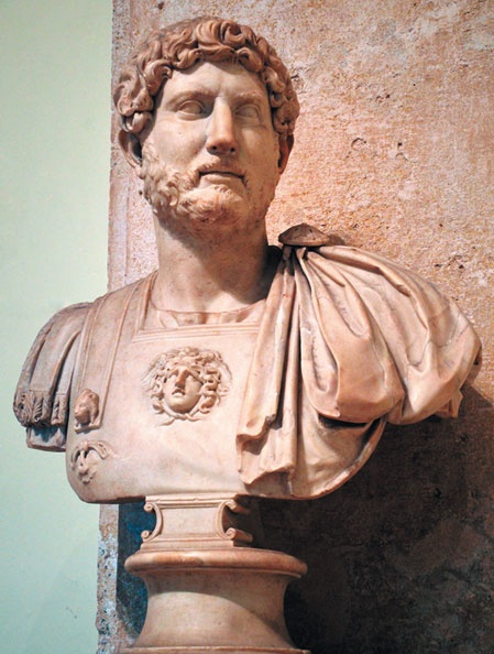 a biography of aelius hadrianus the roman emperor Hadrian (latin: publius aelius hadrianus augustus 24 january, 76 ad – 10 july, 138 ad) was roman emperor from 117 to 138 he re-built the pantheon and constructed the temple of venus and roma.