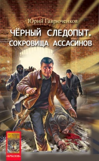 Книга Сокровище ассасинов