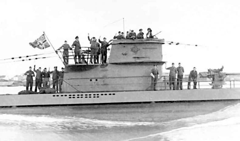 германия подводные лодки вмв