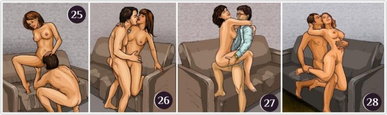 Порно выбор позы 7017 фотография