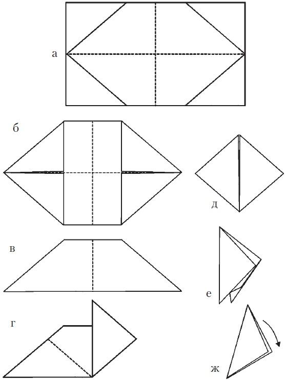 Картинки как сделать хлопушку из бумаги