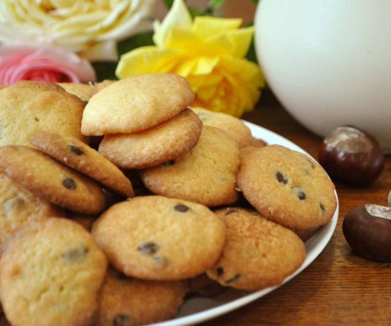 Американское печенье рецепт с фото