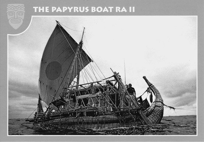 хейердал плот лодка