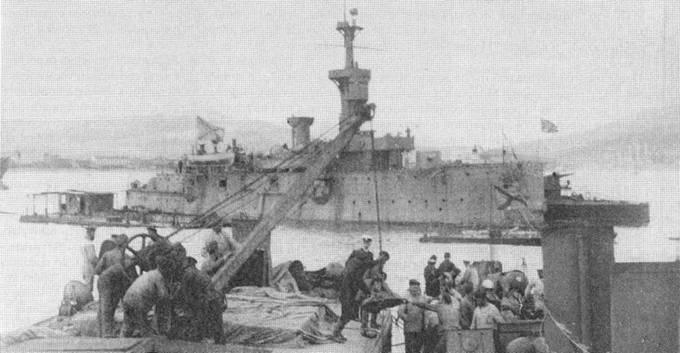Сражение в Желтом море 28 июля 1904 г Падение Порт-Артура Гибель 1-й Тихоокеанской эскадры